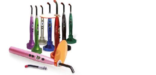 Lámparas de fotopolimerización